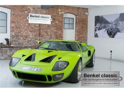used Ford GT 40 V8 techn. + opt. wohl der Beste am Markt!!