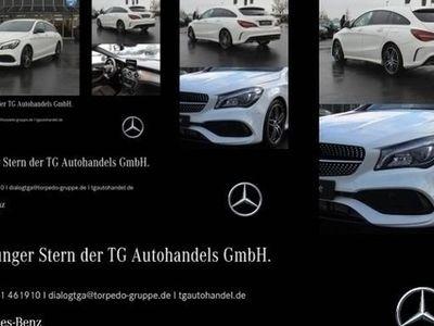 second-hand Mercedes CLA200 Shooting Brake d AMG Line LED+NAVI+TOTWINKEL+18 ZOLL