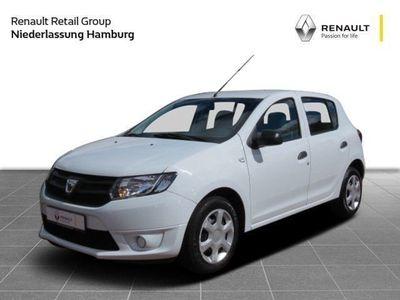 gebraucht Dacia Sandero II 1.2 16V LPG 75 eco² Ambiance