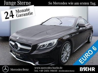 gebraucht Mercedes S400 4MATIC Coupé AMG Line/COMAND APS/Distronic
