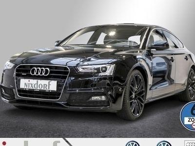 käytetty Audi A5 Sportback S tronic quattro S line 2.0 TDI Xenon (N