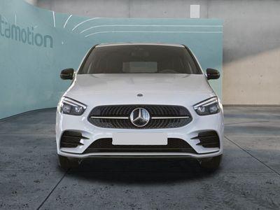 gebraucht Mercedes B180 B 180AMG Line AHK LED Navi Kamera DAB