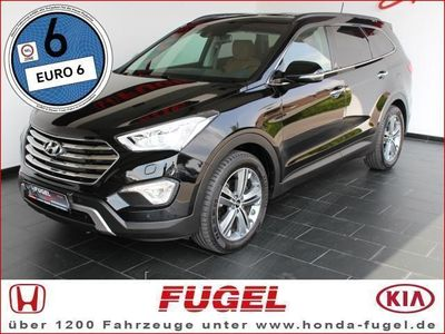 used Hyundai Grand Santa Fe 2.2 CRDi Premium 4WD Xenon Navi
