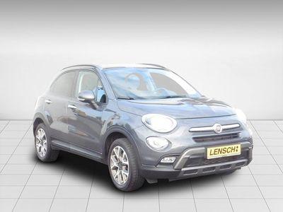gebraucht Fiat 500X Cross 1,4l *Klima*Tempomat*Parkpilot hi.*Nebell.vo.*