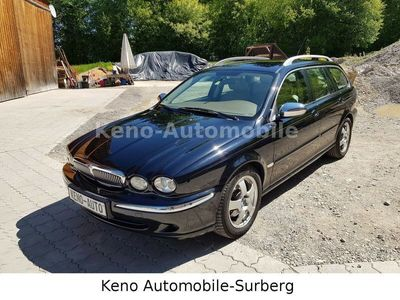 gebraucht Jaguar X-type ESTATE 2.2 D Executive