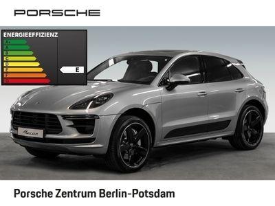 gebraucht Porsche Macan Turbo Panoramadach Stauassistent LED PDLS