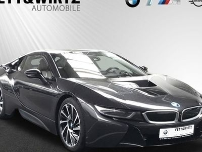 """gebraucht BMW i8 Aut. 20""""LM Navi Sitzhzg. LED HUD Leder"""