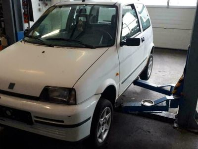 gebraucht Fiat Cinquecento SX