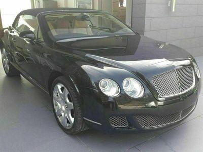 gebraucht Bentley Continental GTC 6.0 W12 Automatik