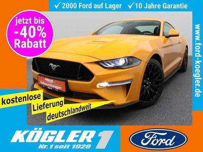 gebraucht Ford Mustang GT 5.0 Fastback/Navi/Carbon-Styling