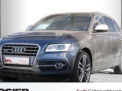 begagnad Audi SQ5 3.0 TDI quattro AHK Xenon Navi Sounds. Lede