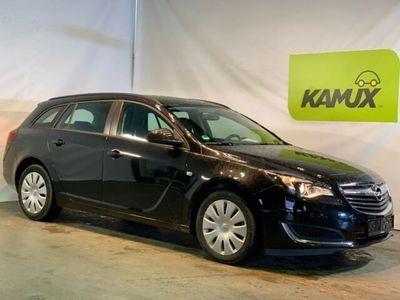 gebraucht Opel Insignia 1.6 CDTi ST Aut. Selection +Navi +2x PDC +SHZ +EURO 6