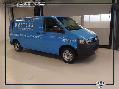 gebraucht VW Transporter Kasten Original-Transporter Motor: 2,0 l TDI 75 k