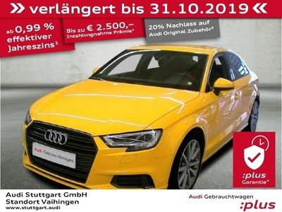 gebraucht Audi A3 Sport Lim 1.6 TDI S tronic LED AHK connect
