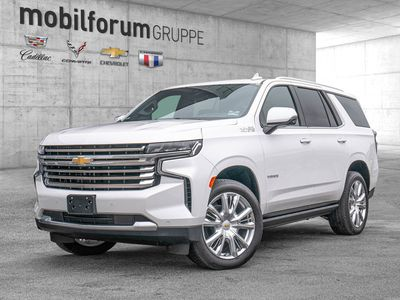 gebraucht Chevrolet Tahoe High Country HUD NAVI LED SITZBELÜFTUNG