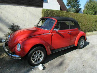 gebraucht VW Käfer Cabriolet 1303