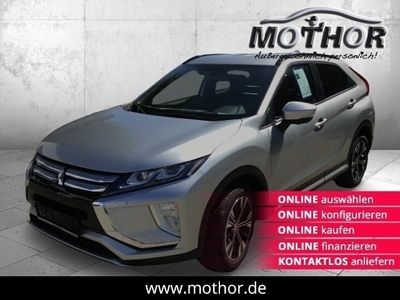 gebraucht Mitsubishi Eclipse Cross SPIRIT+ 1,5l Turbo-B. CVT