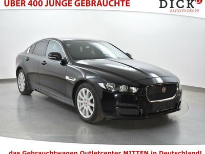 gebraucht Jaguar XE 20d Pure PANORAMA+NAVI+SHZ+KAMER+PDC+MFL+TEMP