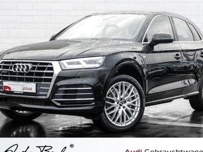 gebraucht Audi Q5 S line 2.0TFSI qu. Stronic Navi LED AHK GRA E