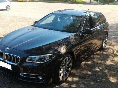 gebraucht BMW 528 5er Touring Aut. Luxury Line