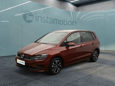 gebraucht VW Golf Sportsvan Golf Sportsvan 1.5 TSI United Standhzg/Navi