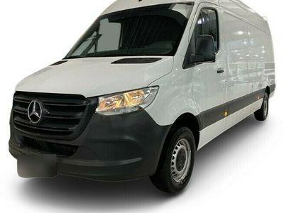 gebraucht Mercedes Sprinter 316 CDI Kasten/maxi/L3H2/Klima/MBUX/AHK