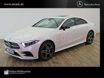 gebraucht Mercedes CLS450 4MATIC Coupé AMG/NightP/DISTRONIC/Memory
