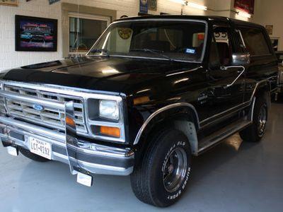 gebraucht Ford Bronco XLT
