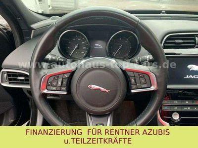gebraucht Jaguar XE R-Sport AUTOMATIK+NAVI.+LED