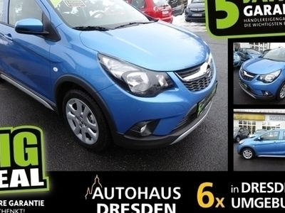gebraucht Opel Karl Rocks 1.0 *wenig KM*Sitzh.*Parkpilot h.*