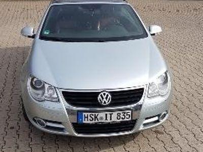 gebraucht VW Eos 2.0 Turbo FSI Scheckheftgepflegt