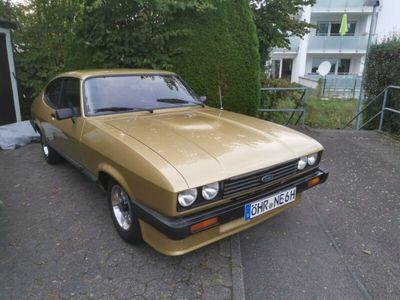gebraucht Ford Capri MK3 mit H-Kenz. TüV Neu !!