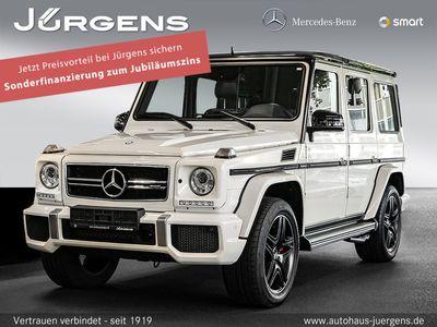 gebraucht Mercedes G63 AMG AMG Gelände-Taxi!designo/Comand/HK/SHD/20''