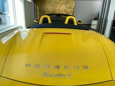 gebraucht Porsche Boxster S ++NEUWERTIG++21TKM++Approved 02.2023++ als Cabrio/Roadster in München
