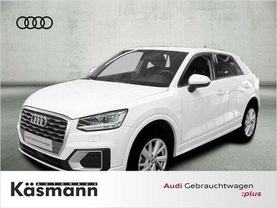 gebraucht Audi Q2 35 TFSI sport S TRONIC+LED+NAVI+AHK+PDC+GRA