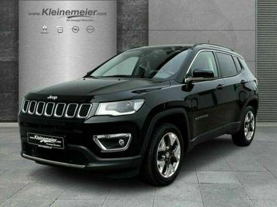 gebraucht Jeep Compass 2.0 MultiJet Limited 4WD*SHZ*RFK*Xenon*