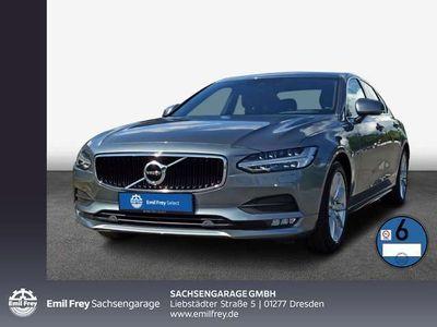 gebraucht Volvo S90 D4 Geartronic Momentum Navi LED RFC 15