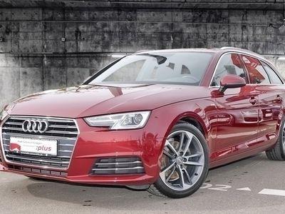 gebraucht Audi A4 Avant Sport 2.0TFSI S-line S-trc Xen Navi Sitzh Einpark