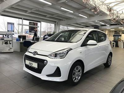 gebraucht Hyundai i10 FL MY19 1.2 Benzin M/T Trend Audio-Paket