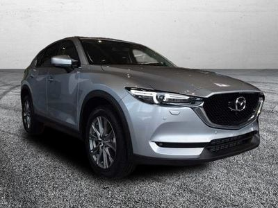 gebraucht Mazda CX-5 SKYACTIV-D 150 FWD 6GS Sport LEDER-S