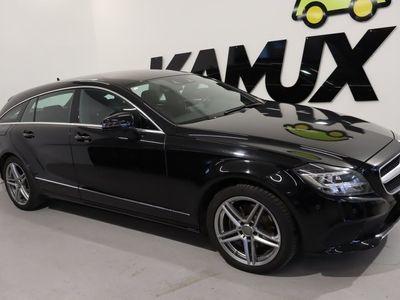 gebraucht Mercedes CLS350 Shooting Brake SB 9G-Tronic 4Matic +AIRMATIC +LED ILS +Navi +EURO 6