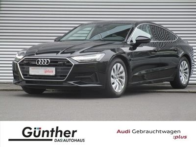 gebraucht Audi A7 Sportback 55 TFSI QUATTRO+PANORAMA+LUFTFEDERUNG+