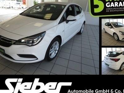 gebraucht Opel Astra 1.4 Turbo Edition Klimaautomatik*SHZ*PDC