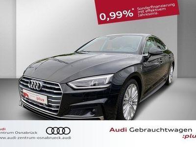 gebraucht Audi A5 Sportback 2.0 TDI s-tronic S-Line AHK ACC LED N