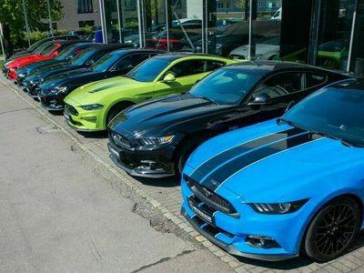 gebraucht Ford Mustang MustangCABRIO 5.0 TI-VCT V8 NAVI PREMIUM 1.HAND
