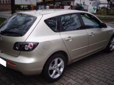 gebraucht Mazda 3 1.6 Sport Klimatronic Alus 53.000KM