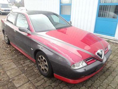 gebraucht Alfa Romeo 166 3.0 V6 24V Progression