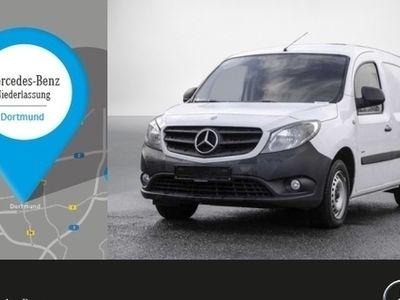gebraucht Mercedes Citan 111 CDI Kasten Lang Klima AHK Euro 6b