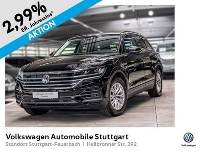 gebraucht VW Touareg 3.0 V6 TDI DSG AHK