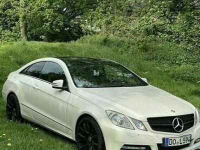 gebraucht Mercedes 350 Mercedes Benz E CoupéCDI